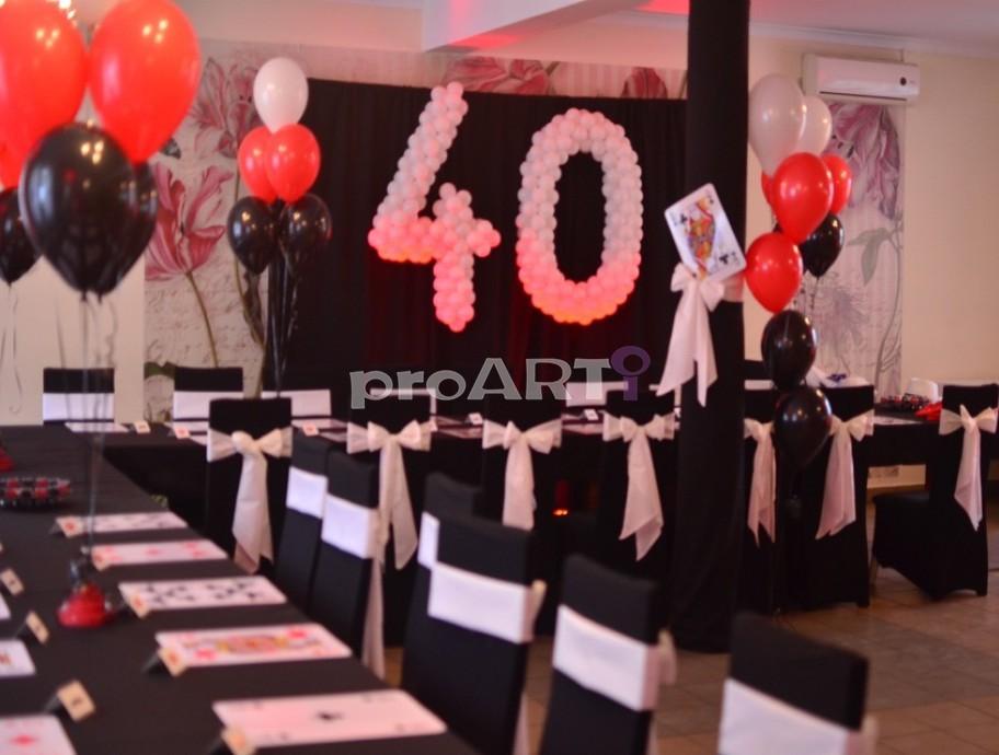 Dekoracje Na Urodziny Dekoracje Urodzinowe Wystrój Sali Proarti