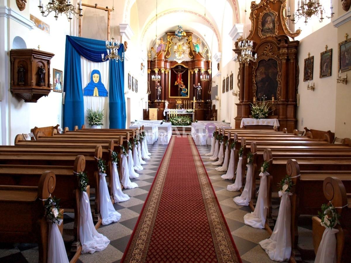 Dekoracje Kościoła Na Komunię Dekoracje Komunijne Proarti