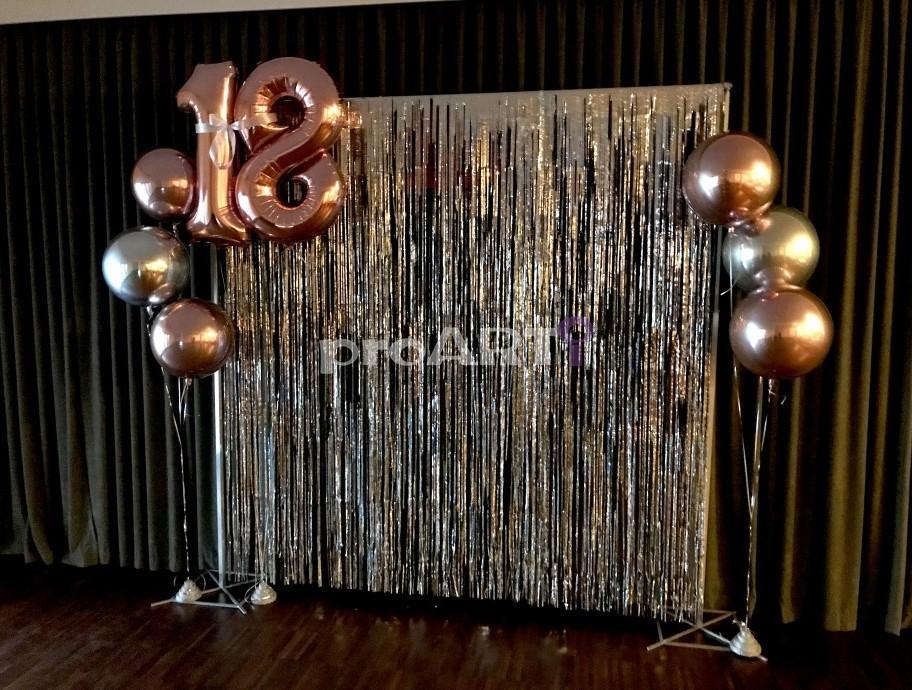 Dekoracje Na 18 Urodziny Dekoracje Urodzinowe Wystrój Sali